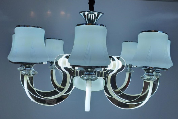 CHANDELIER LED 68045-8 with REMOTE CONTROL