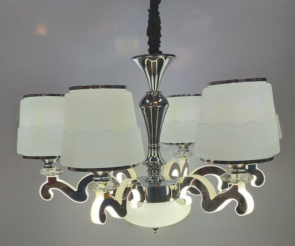 CHANDELIER LED 69009-6 with REMOTE CONTROL