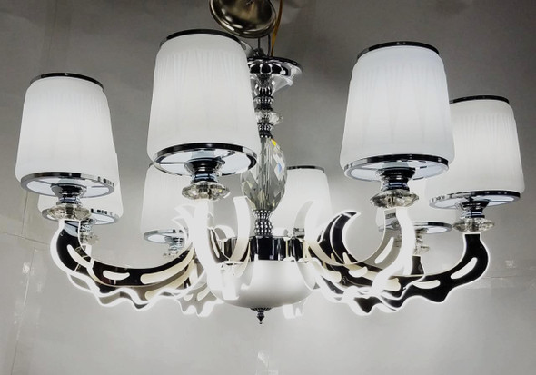 CHANDELIER LED 69002-8 with REMOTE CONTROL