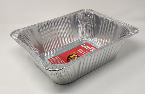 "FOIL TRAY TITAN ULTRA BZ91504R 1/2 SIZE STREAM TABLE PAN 11.25X9.5X4"" 28.5X24.1X10.2CM"