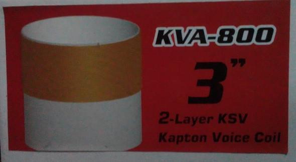 SPEAKER COIL KVA-800 KAPTON