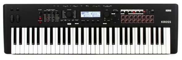 KEY BOARD KORG KROSS261MB KROSS 2-61-MB