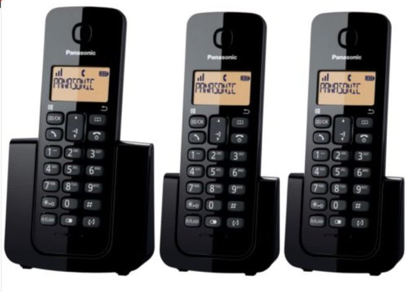 TELEPHONE CORDLESS PANASONIC KX-TGB113LAB