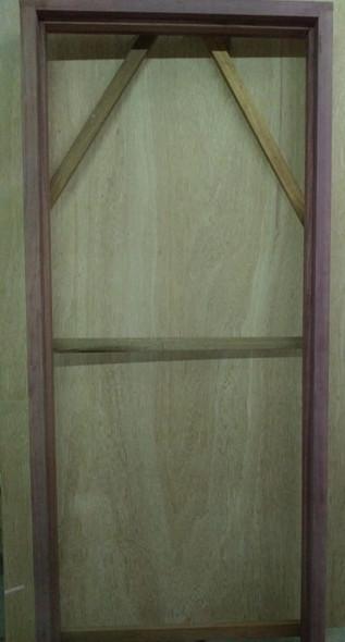 """DOOR FRAME PURPLE HEART  FITS 36""""X 80"""""""