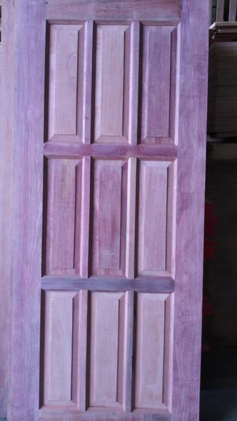 """DOOR PURPLE HEART 34"""" X 80"""" PANEL"""