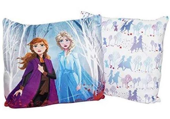 "Disney Frozen Pillow decorative 12"" X 12"""