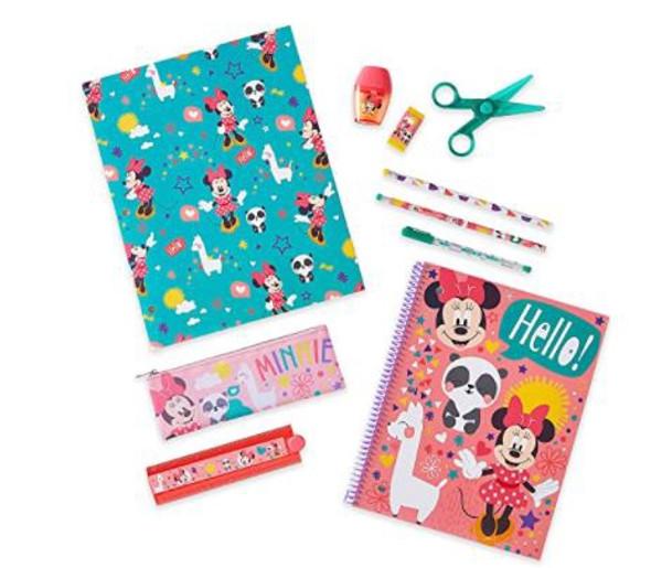 Disney Minnie Mouse Stationery Supply Kit