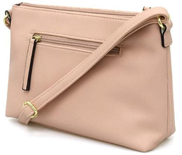 Bag Nicole Miller Riley Crossbody petal