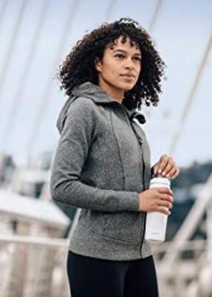 Water Bottle CamelBak Peak Fitness White