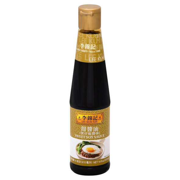 LEE KUM KEE SWEET SOY SAUCE 14oz 410ml