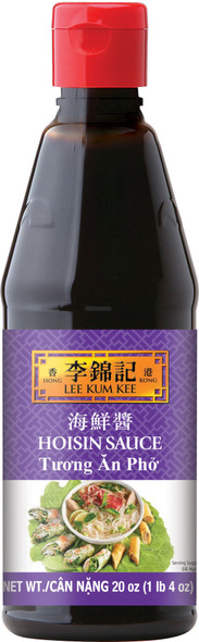 LEE KUM KEE HOISIN SAUCE 20oz (1lb 4oz) 567g