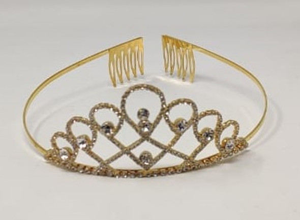 PARTY CROWN GOLD HG102
