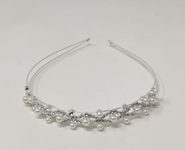 PARTY CROWN SILVER HG107