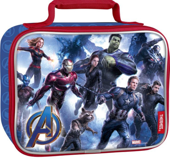 Bag kids Thermos Lunch Avengers