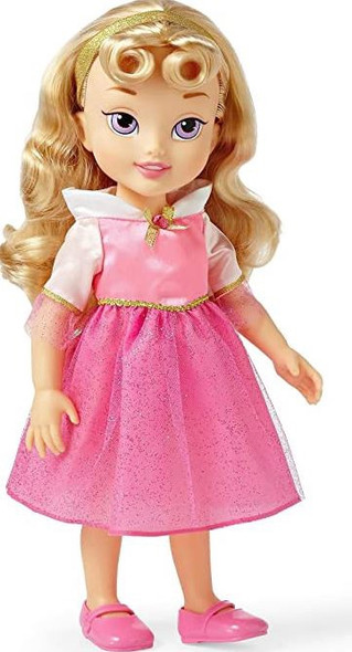 "Toy Disney Princess Aurora Toddler Doll 16"""
