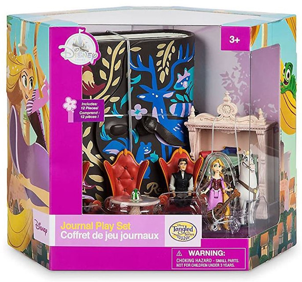 Toy Disney Rapunzel's Journal Play Set - Tangled: The Series