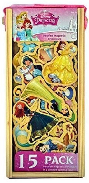 Toy Disney Wooden Magnetic in case 15 pack