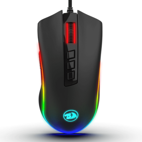 COMPUTER MOUSE RED DRAGON COBRA M711 WIRED GAMING
