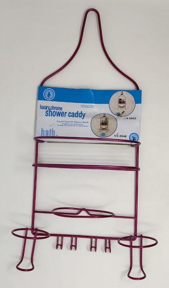 SHOWER CADDY 3 TEIR LUXURY E-0048
