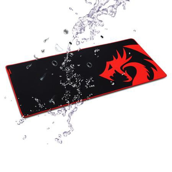COMPUTER MOUSE PAD RED DRAGON KUNLUN P006A LARGE GAMING