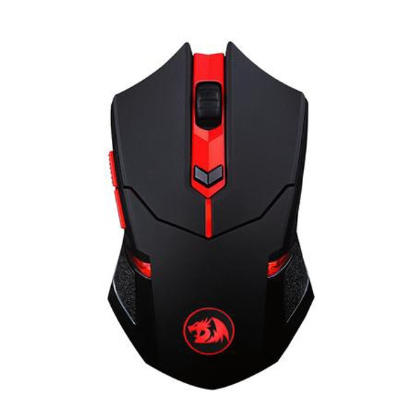 COMPUTER MOUSE & MOUSSE PAD RED DRAGON M601WL-BA WIRELESS GAMING