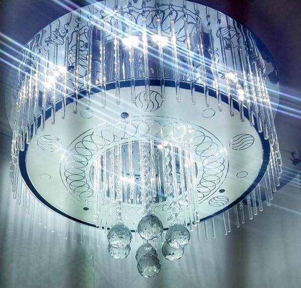 CHANDELIER LED A1902 with REMOTE CONTROL
