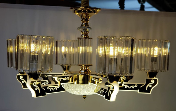 CHANDELIER LED 68041-6 with REMOTE CONTROL