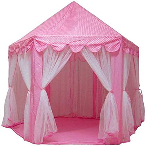 Toy Classic Prince And Princess Tent Castle Play for Kids