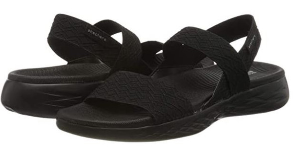 Footwear Skechers Women's Sandal On The Go Black