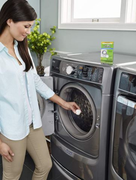 Washing Machine Cleaner Affresh  6 Tablets Front & Top Load Washer HE