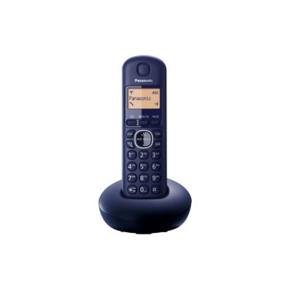 TELEPHONE CORDLESS PANASONIC KX-TGB210LAC BLUE