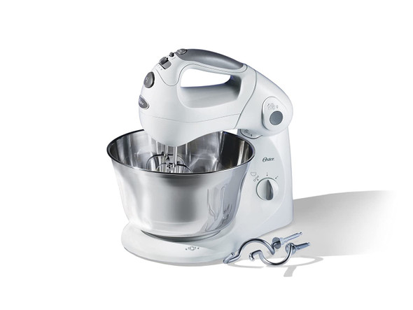 CAKE MIXER OSTER 2601 WITH STAINLESS STEEL BOWL 220V