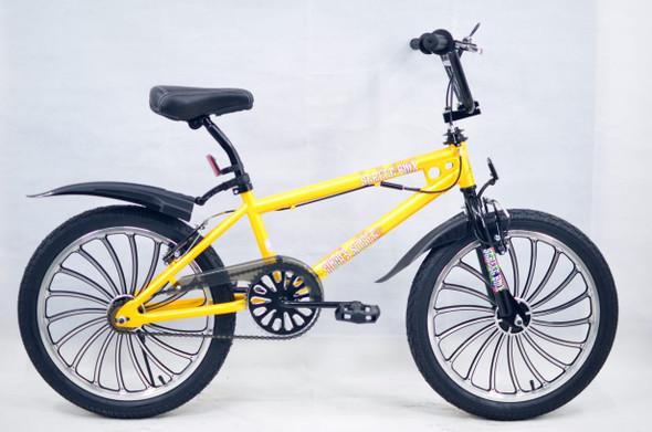 "BICYCLE 20"" SINGH SS-FREESTYLE-MAG STUNTS STREET BMX MAG RIM"