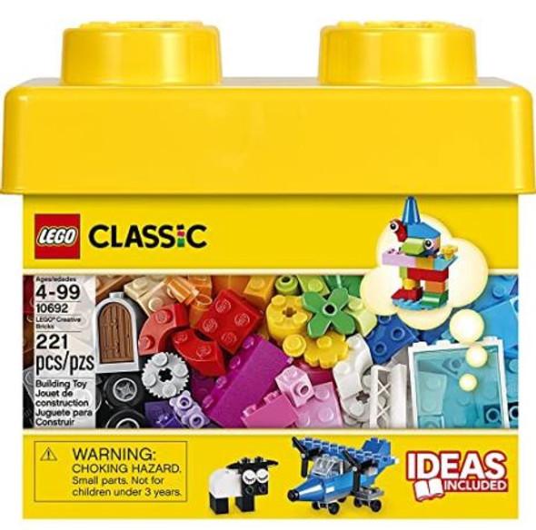 Toy LEGO Classic  Building Blocks 221 Pieces)
