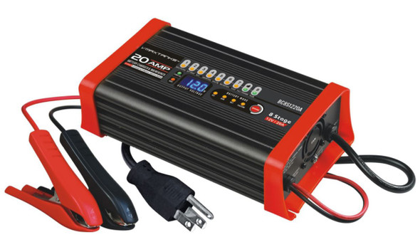 BATTERY CHARGER VMAX VBC8S1220A BC8S1220A