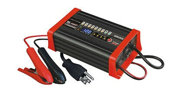 BATTERY CHARGER VMAX VBC8S1205A BC8S1205A