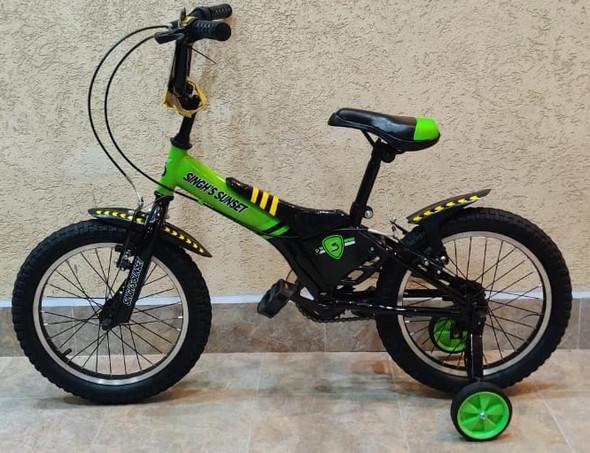 "BICYCLE 16"" SINGH SS-16 BOYS"
