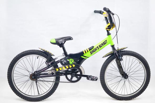 "BICYCLE 20"" SINGH SS-20 BOYS"