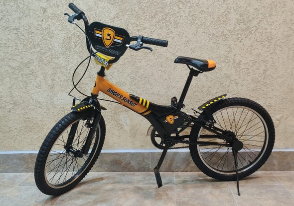"BICYCLE 20"" SINGH SS-20 BOYS"