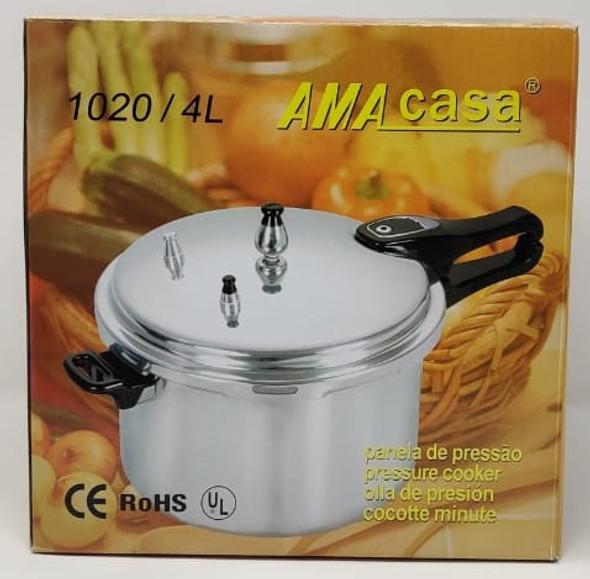 PRESSURE COOKER AMA CASA 4LT 1020