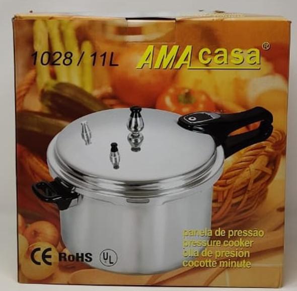 PRESSURE COOKER AMA CASA 11LT 1028