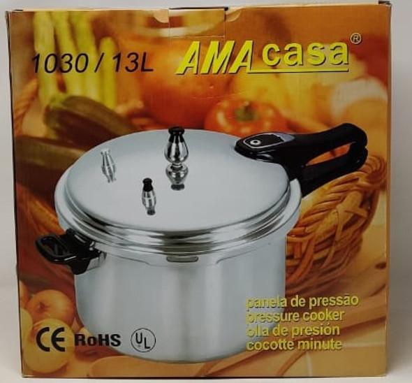 PRESSURE COOKER AMA CASA 13LT 1030