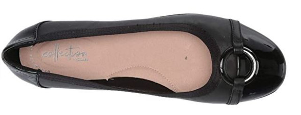 Footwear Clarks Women's Gracelin Ballet Flat Black