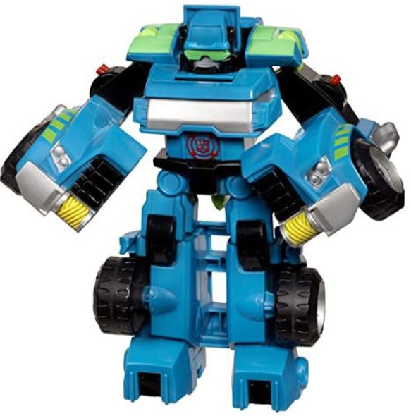 Toy Playskool Heroes Transformers Rescue Bots Hoist The Tow-Bot