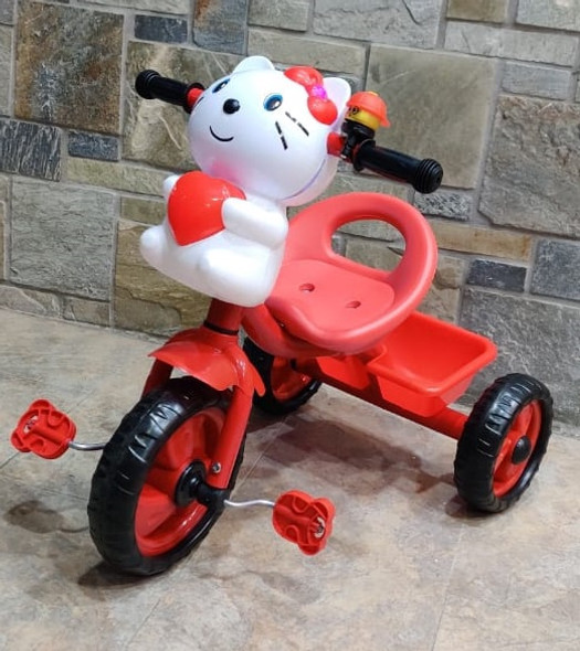 TRICYCLE 3 WHEEL CTR-182 KITTY
