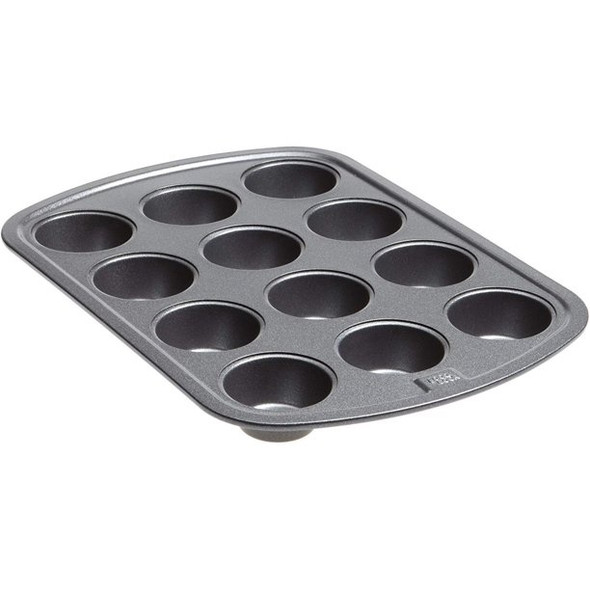 CAKE PAN GOODCOOK MINI MUFFIN 04032 12 CUP