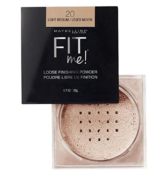 Makeup Maybelline New York Fit Me Loose Finishing Powder
