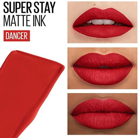 Makeup Maybelline SuperStay Matte Ink Liquid Lipstick