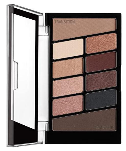 Makeup wet n wild Eyeshadow color icon 10 Pan Palette