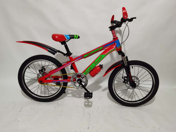 "BICYCLE 20"" SINGH'S SUNSET SS-2022-KIDS WITH DISC BRAKES"